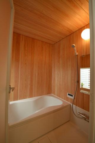 浴室の写真です
