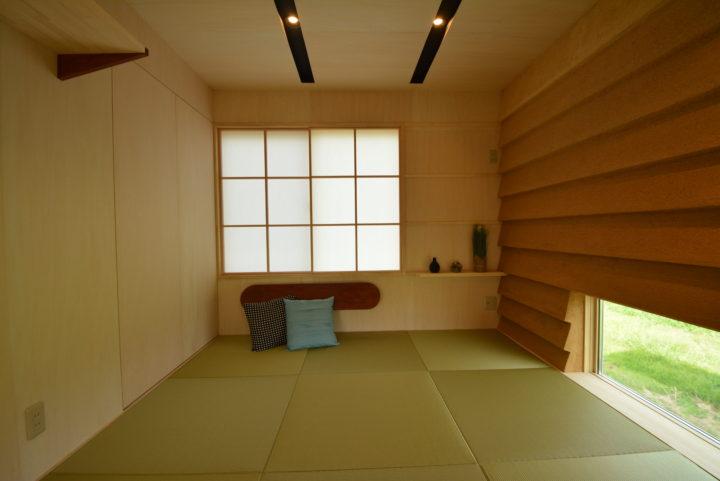 和室の写真です