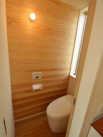 トイレの写真です